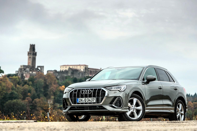 Audi Q3 diventa adulta