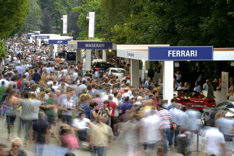 Torino si riprende le sue automobili