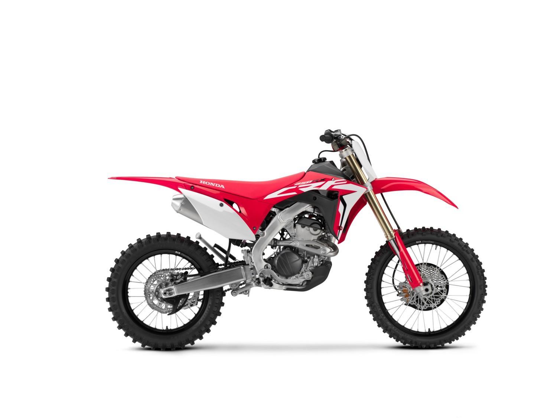 Honda nuova gamma CRF 2019