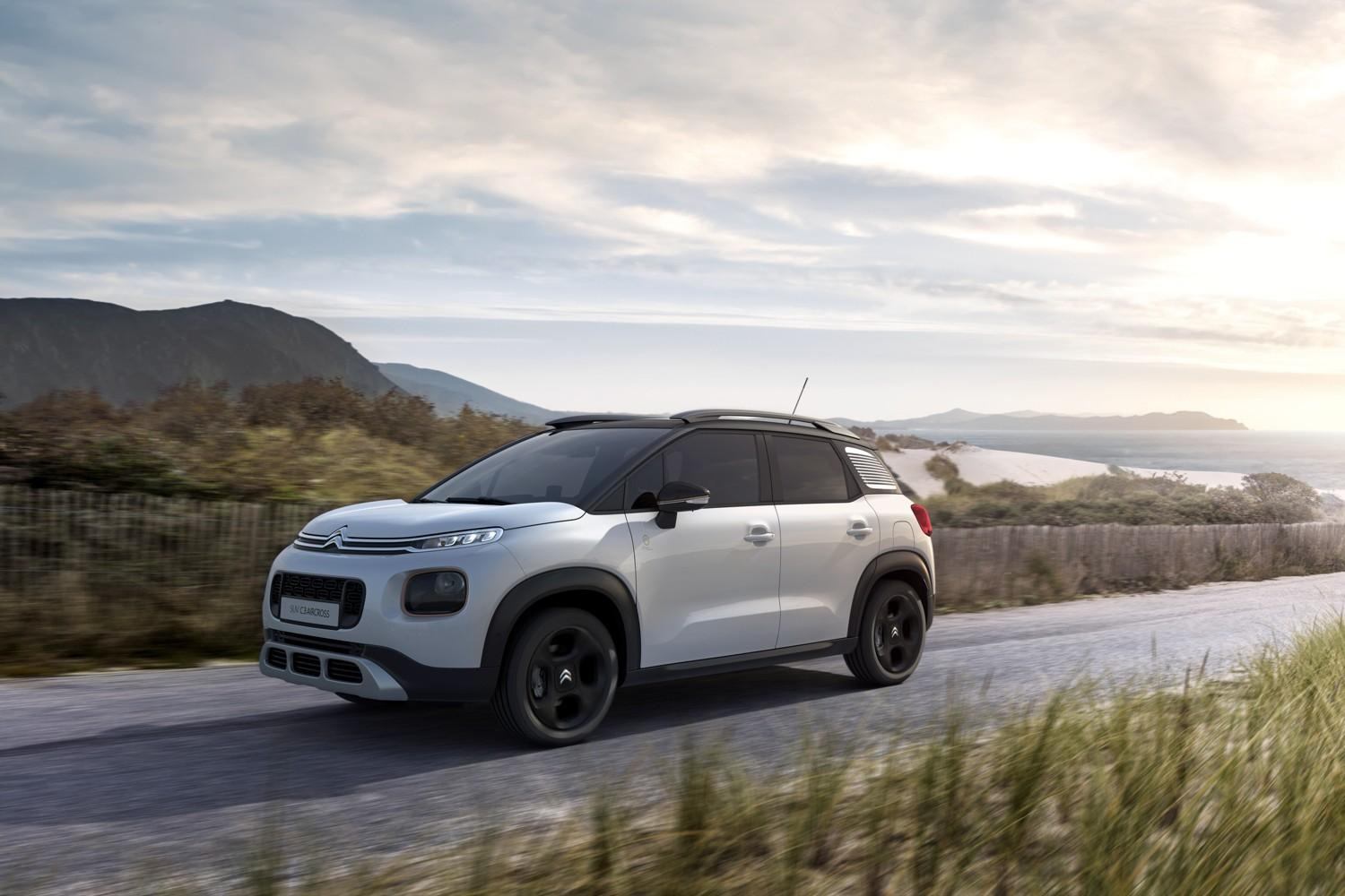 Citroen C3 Aircross Origins
