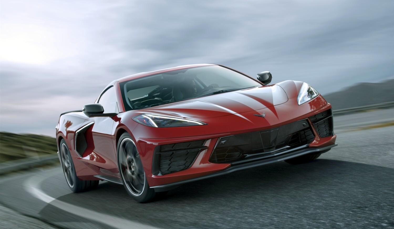 Ecco la nuova Corvette