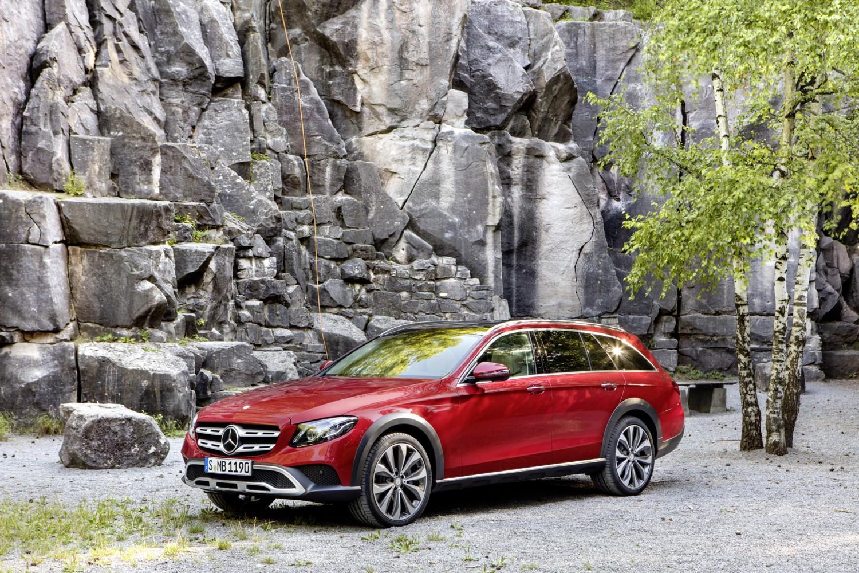 Nuova Mercedes E All Terrain