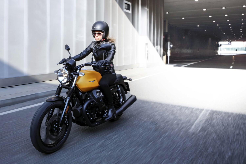 Le nuove Moto Guzzi V7 III e V9