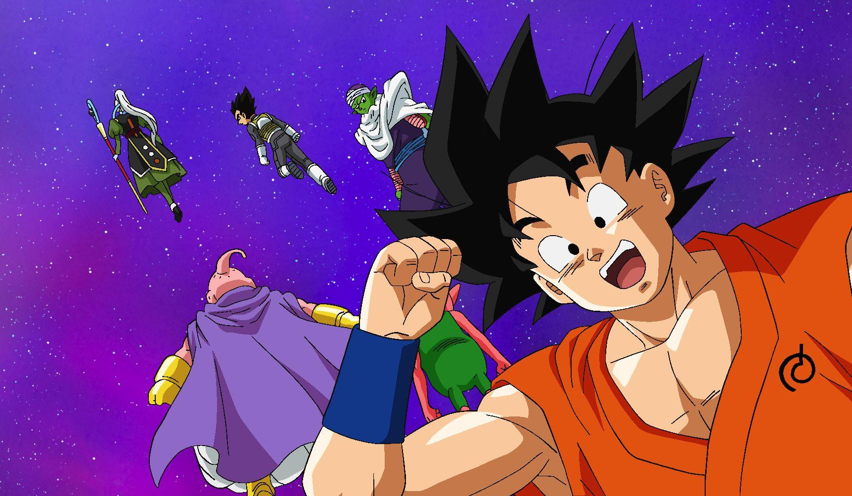 Dragon Ball Super , Goku e Vegeta tornano su Italia 1