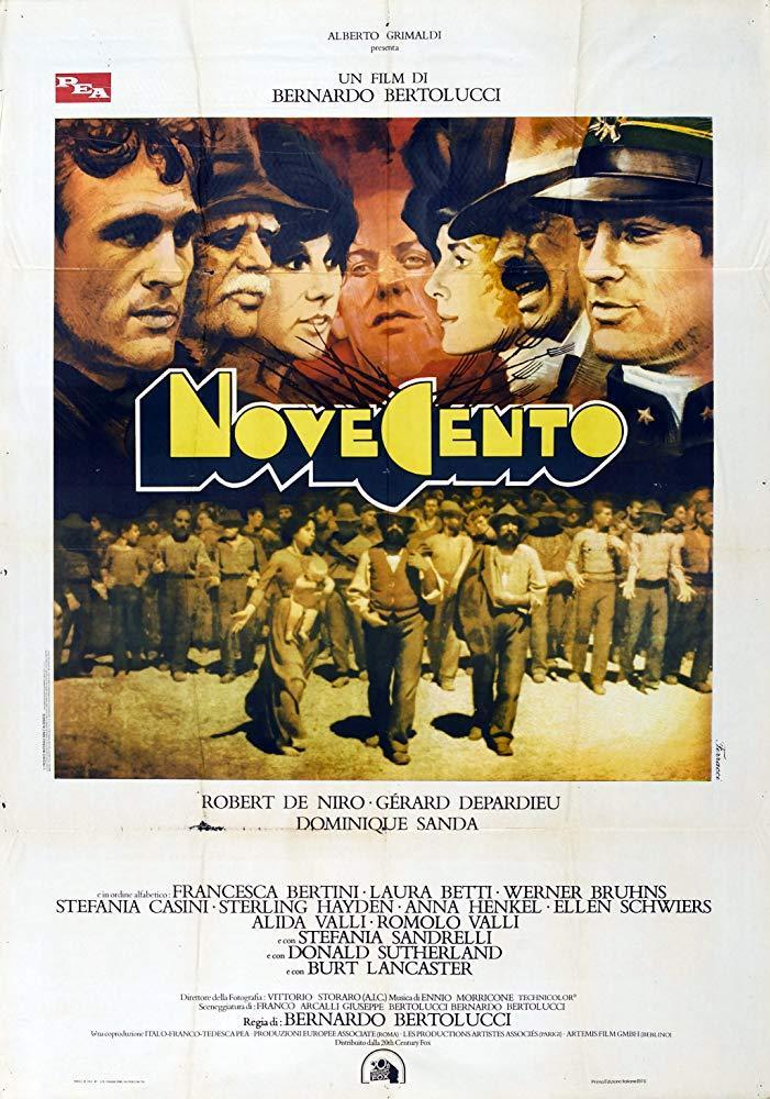 Bernardo Bertolucci, le locandine dei film che hanno fatto la storia del cinema