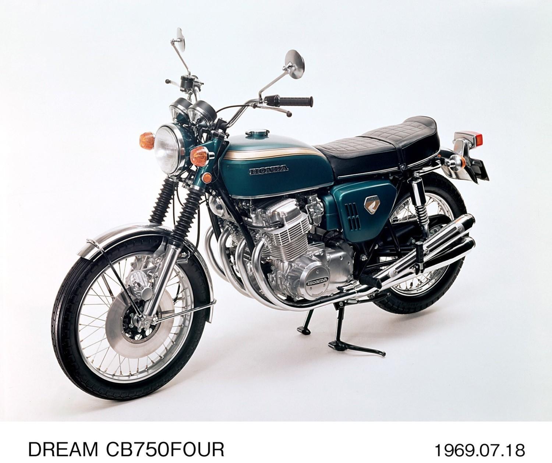 Honda CB750 Four, la citazione storica