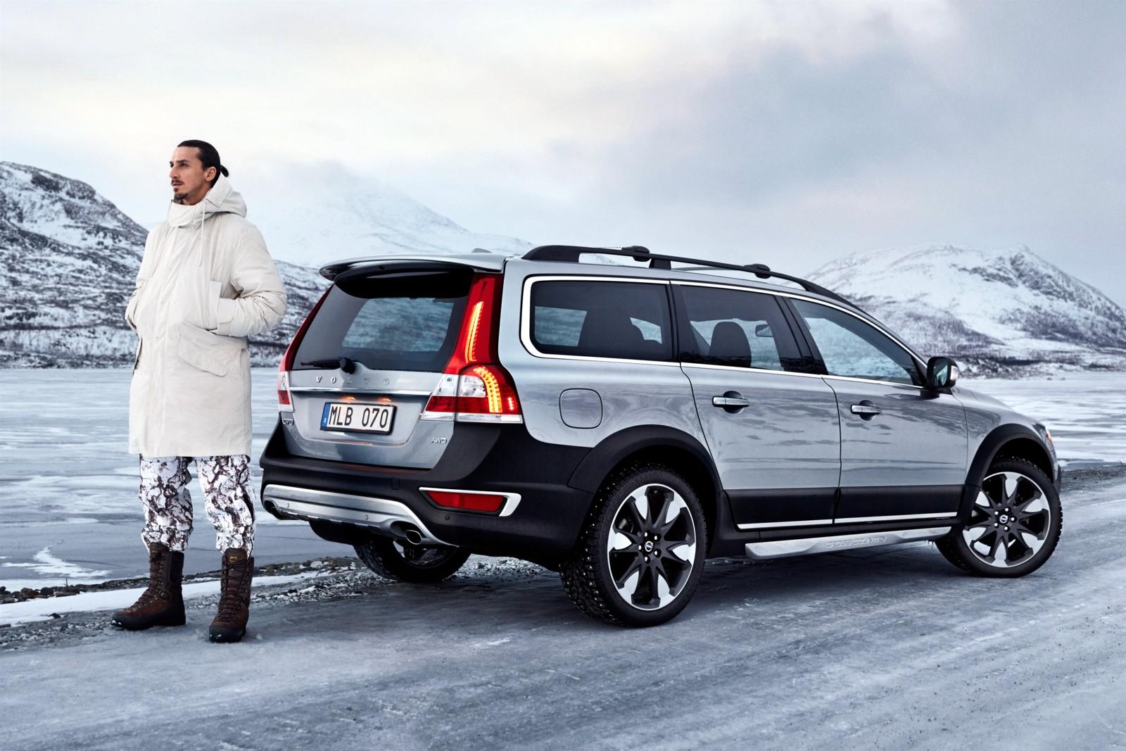 Volvo, 20 anni di modelli Cross Country