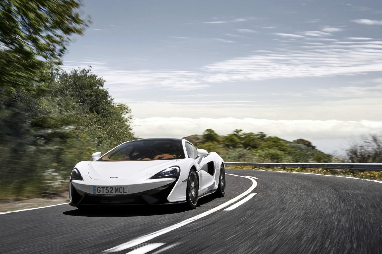 McLaren, le nuove Sports Series