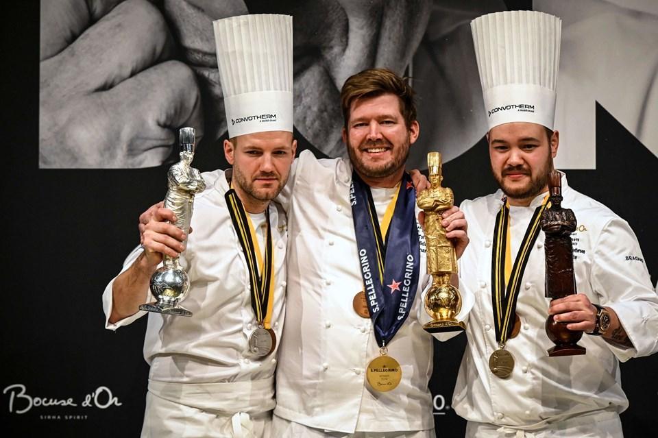 Chef Toft-Hansen: il vincitore che arriva dallo Jutland