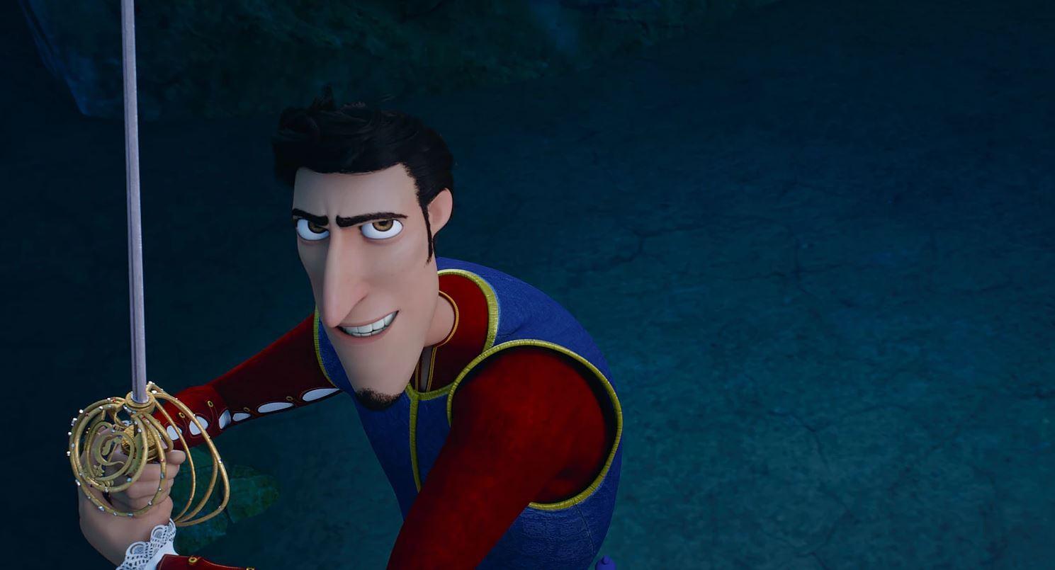 C era una volta il principe azzurro , guarda le foto di scena
