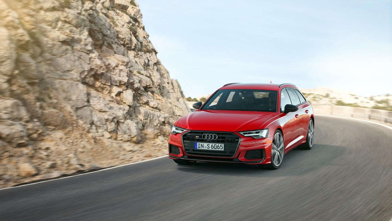 Ecco la Nuova Audi S6 Avant