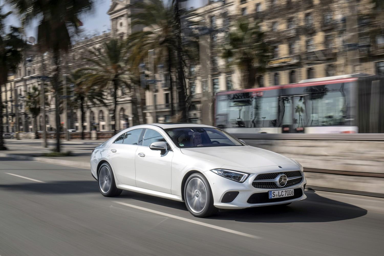 Mercedes lancia la terza generazione di CLS