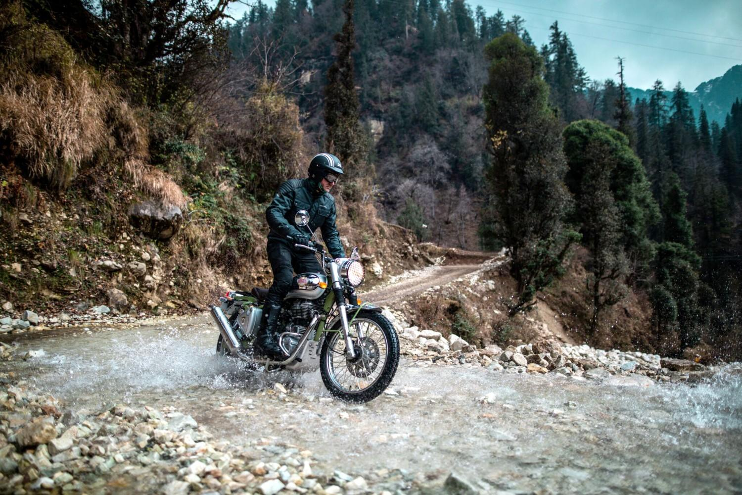 Royal Enfield Bullet Trials 2019