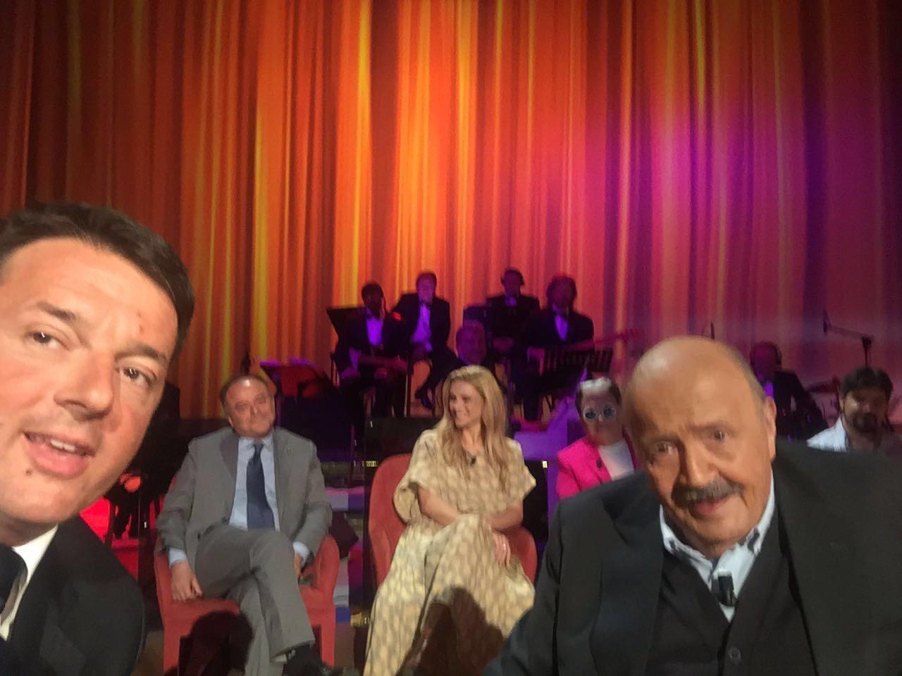 Maurizio Costanzo Show, gli ospiti dell ultima puntata