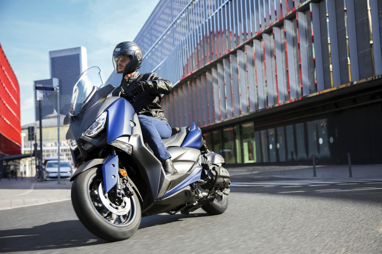 Yamaha nuovo X-Max 400
