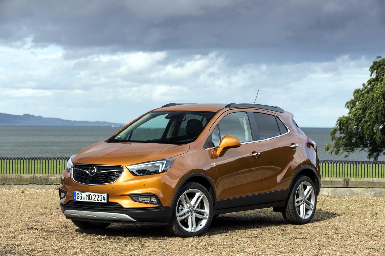 In arrivo Opel Mokka X