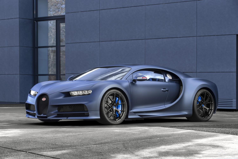 Bugatti, 110 anni di charme