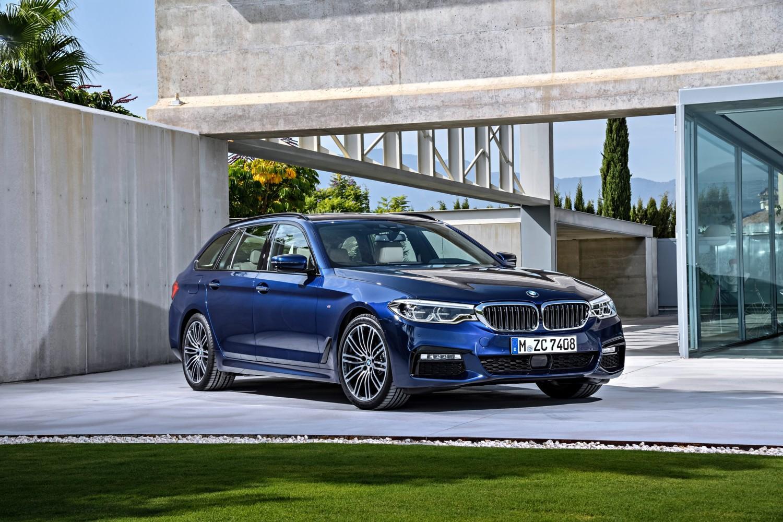 BMW Serie 5 Touring quinta generazione