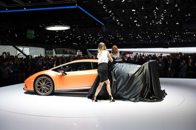 Lamborghini a Ginevra