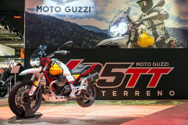 Moto Guzzi a Eicma 2018