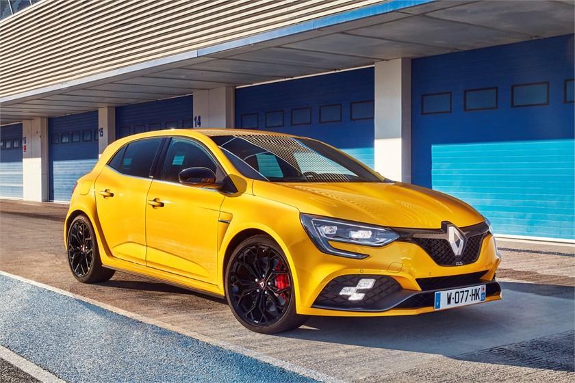 Renault Nuova Mégane R.S.
