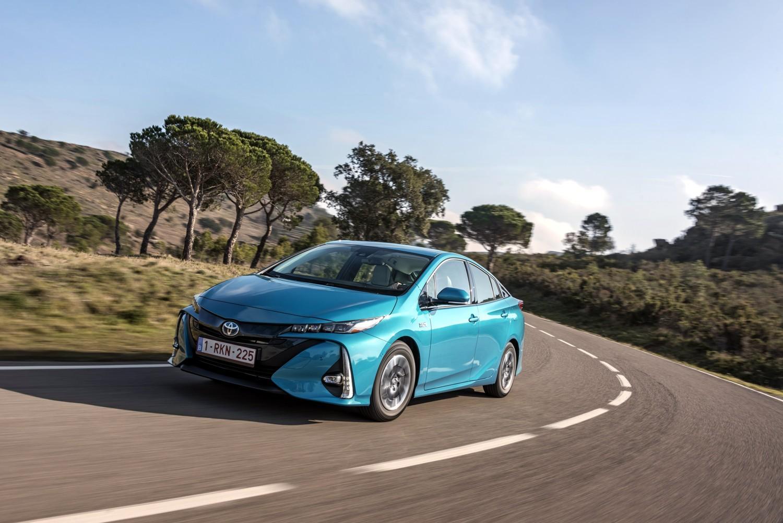 Toyota nuova Prius Plug-in