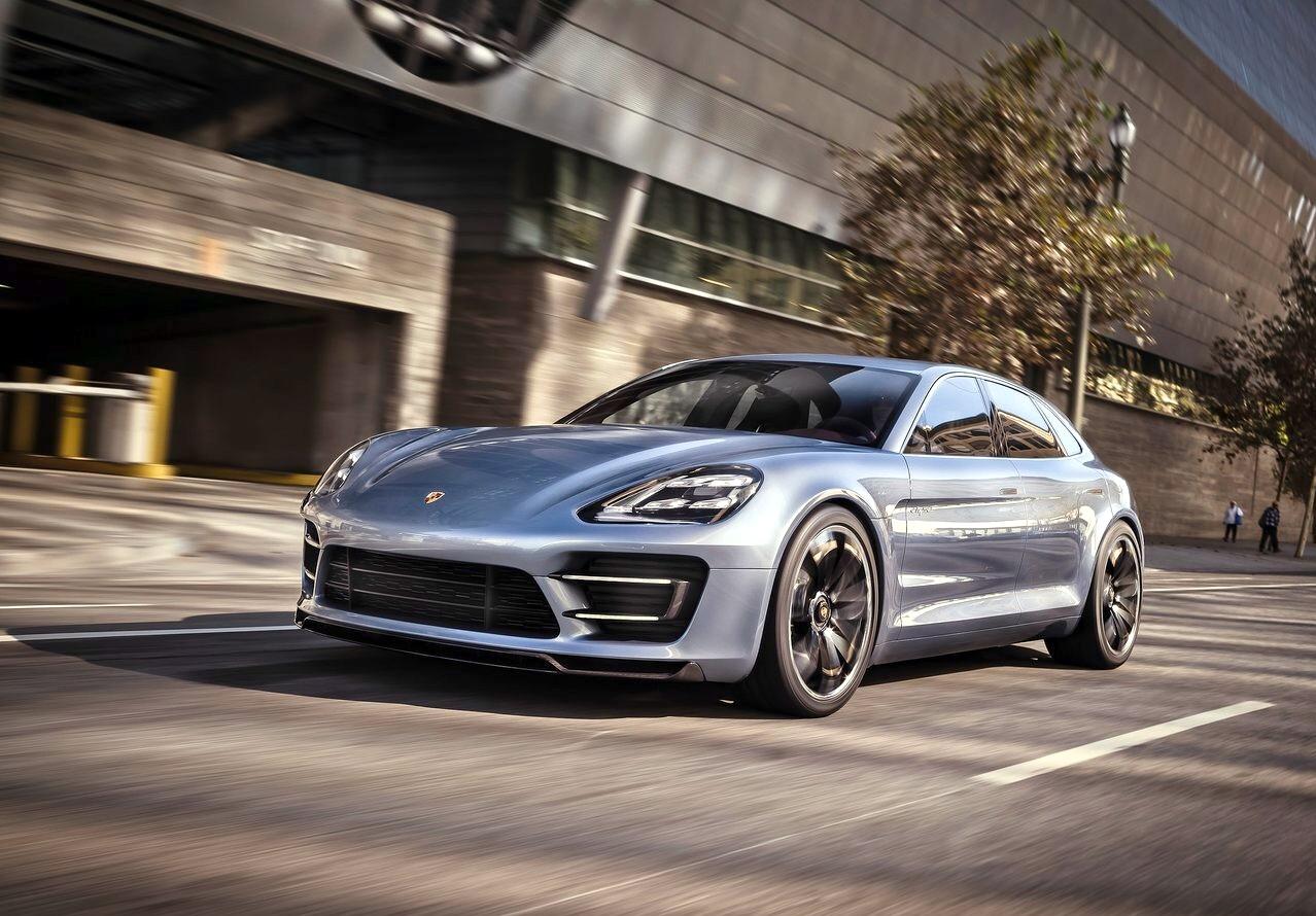 Porsche, la Panamera si fa Wagon?