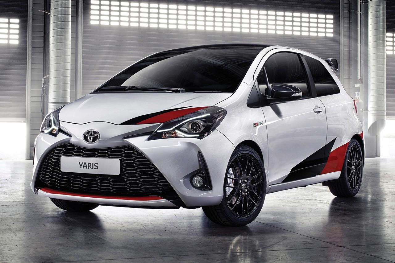 La Toyota Yaris GRMN