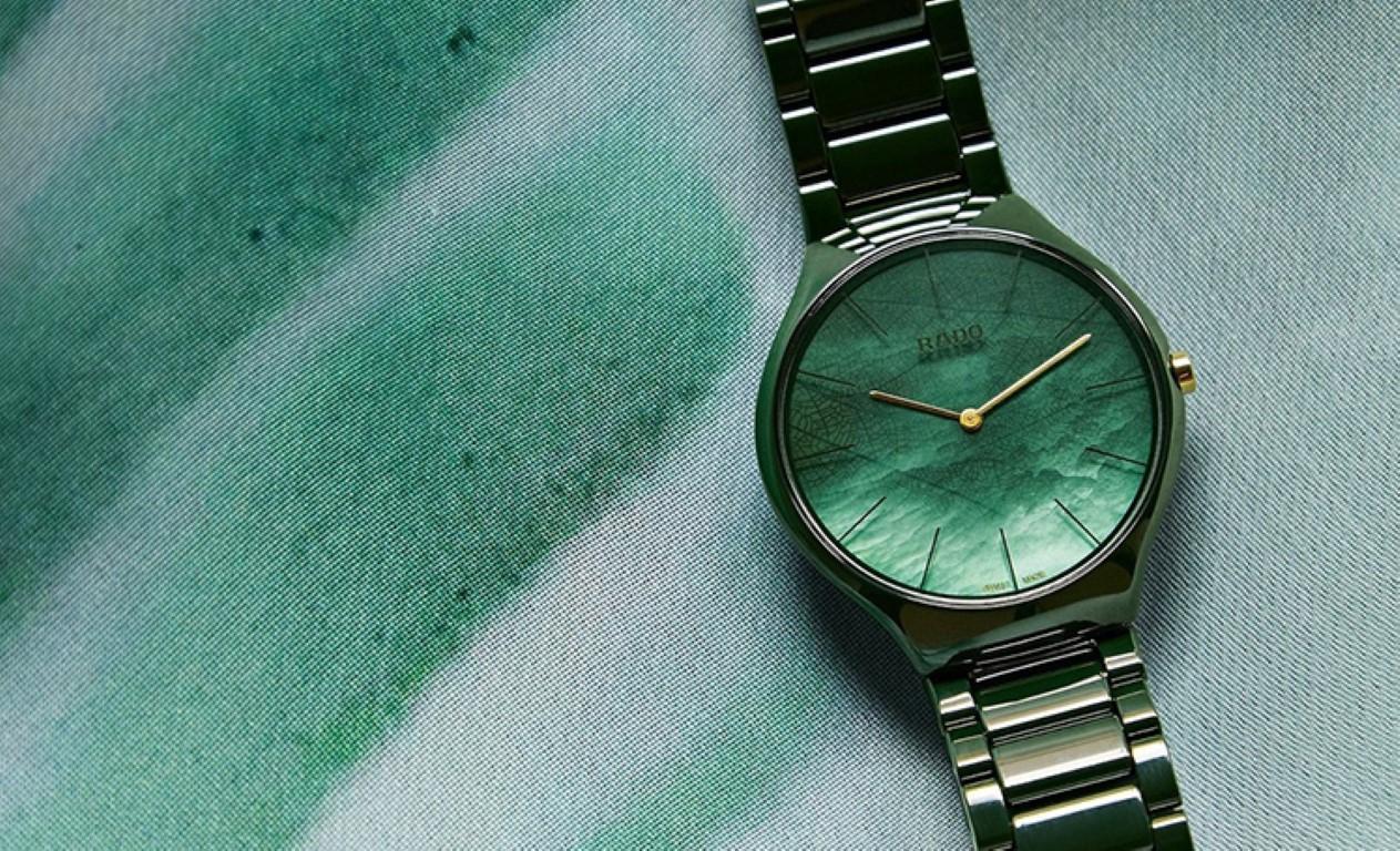 I nuovi orologi diventano simbolo di contemporaneità