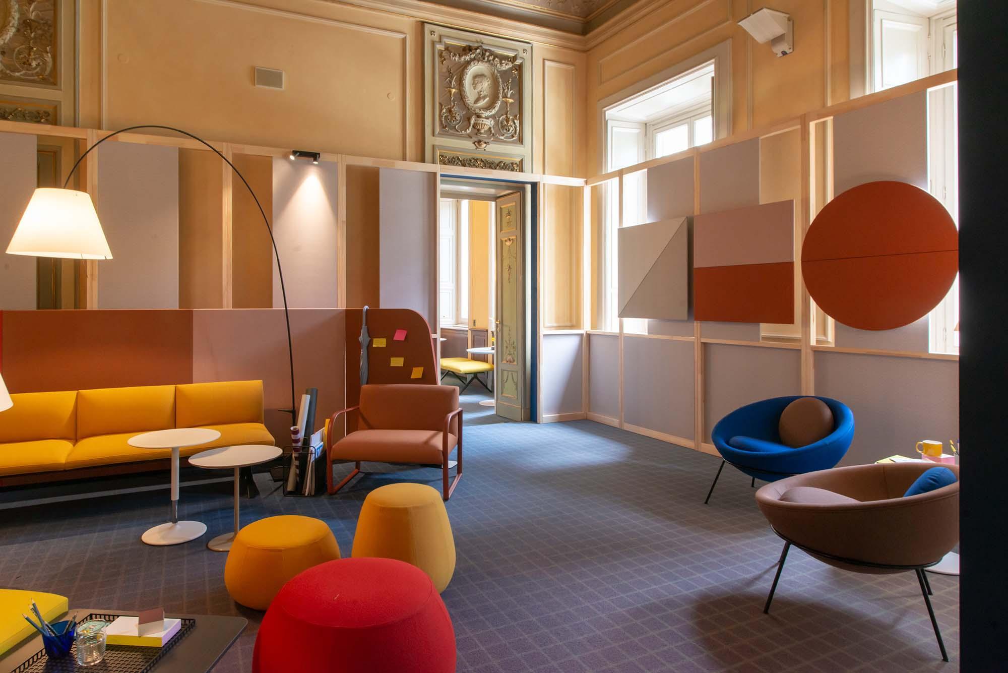 Fuorisalone, a Palazzo Bovara il design progetta gli uffici del domani