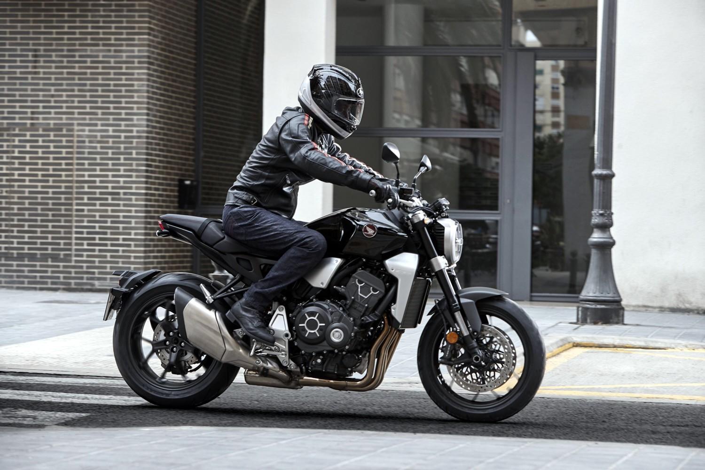 Honda CB1000R Neo Sports Café
