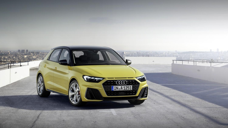 La nuova Audi A1 Sportback