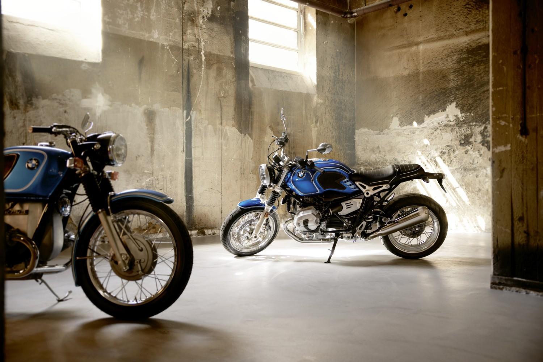 La moto che celebra i 50 anni di BMW