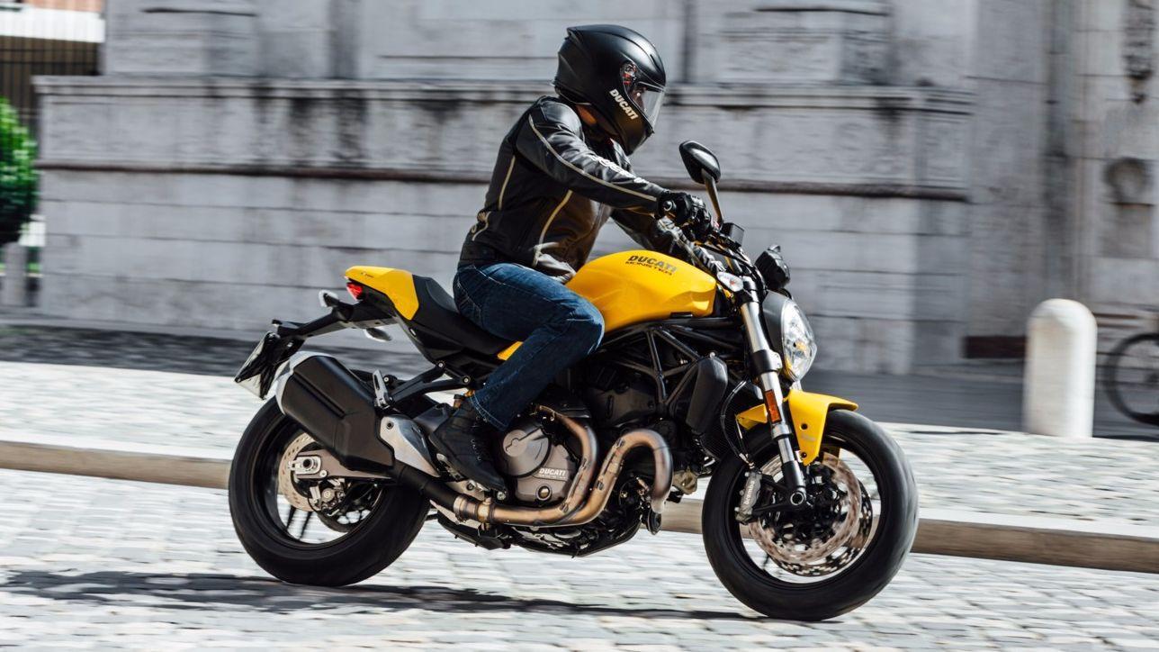 Monster, 25 anni della naked Ducati