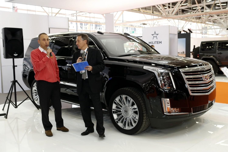 Cadillac, Corvette e Chevrolet al Motor Show
