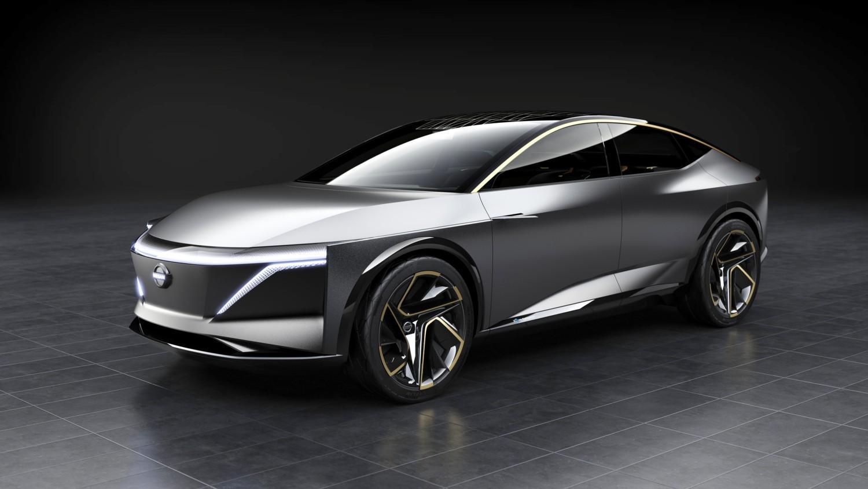 Nissan concept IMs