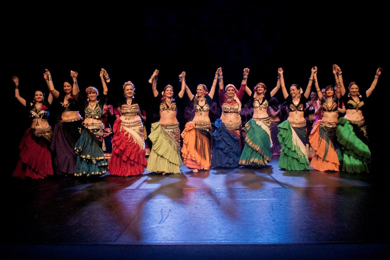 Tendenze danza: in forme e più felice con i nuovi balli