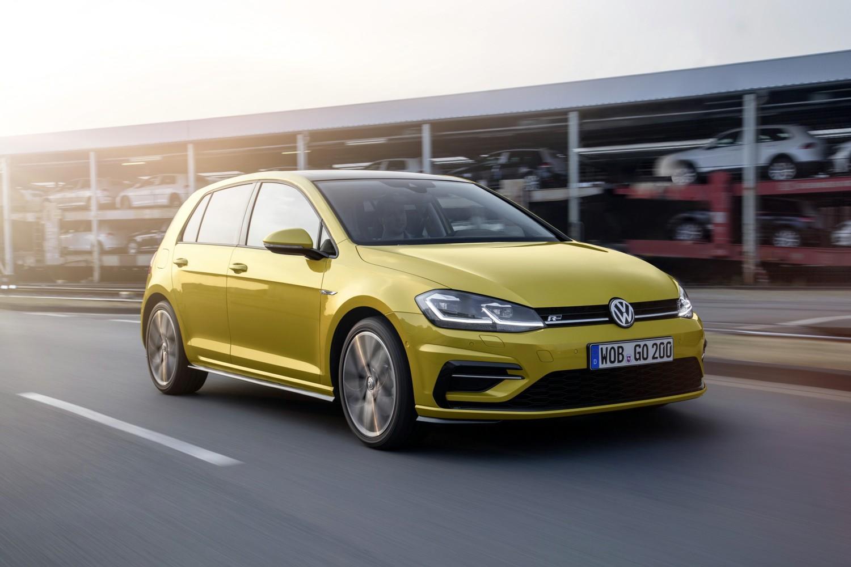 Le mille facce di Volkswagen Golf
