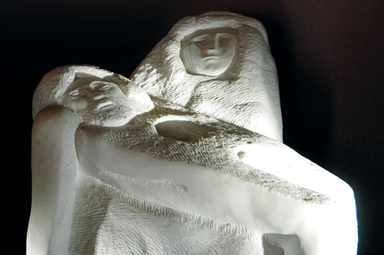 """Milano, la Chiesa di San Gottardo in Corte accoglie la """"Pietà di Micciano"""""""