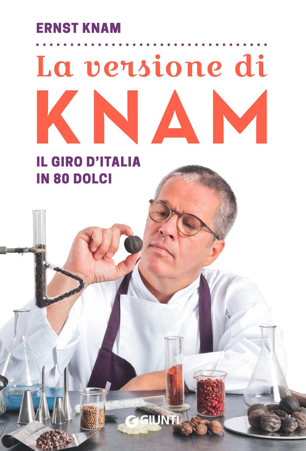 La versione di Knam: l'ultimo libro del noto pasticcere tedesco