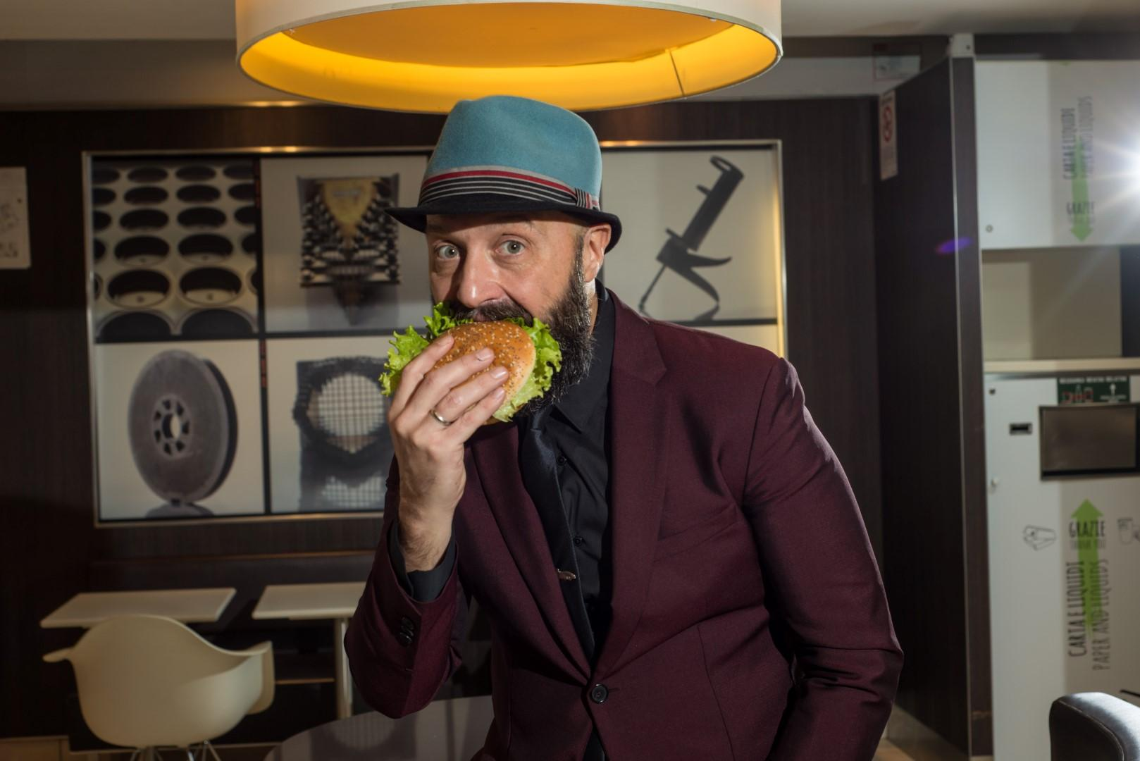 McDonald s My Selection: con Joe Bastianich l hamburger è gourmet
