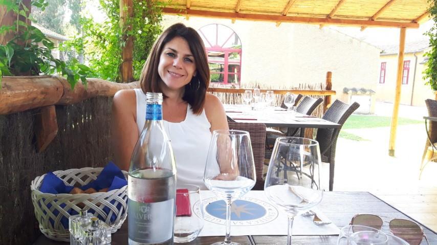 Silvia Cioni, direttore Generale di Traghettilines.it