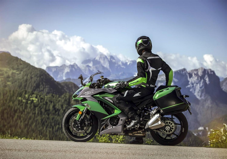 Kawasaki, tre stili di moto 1.000