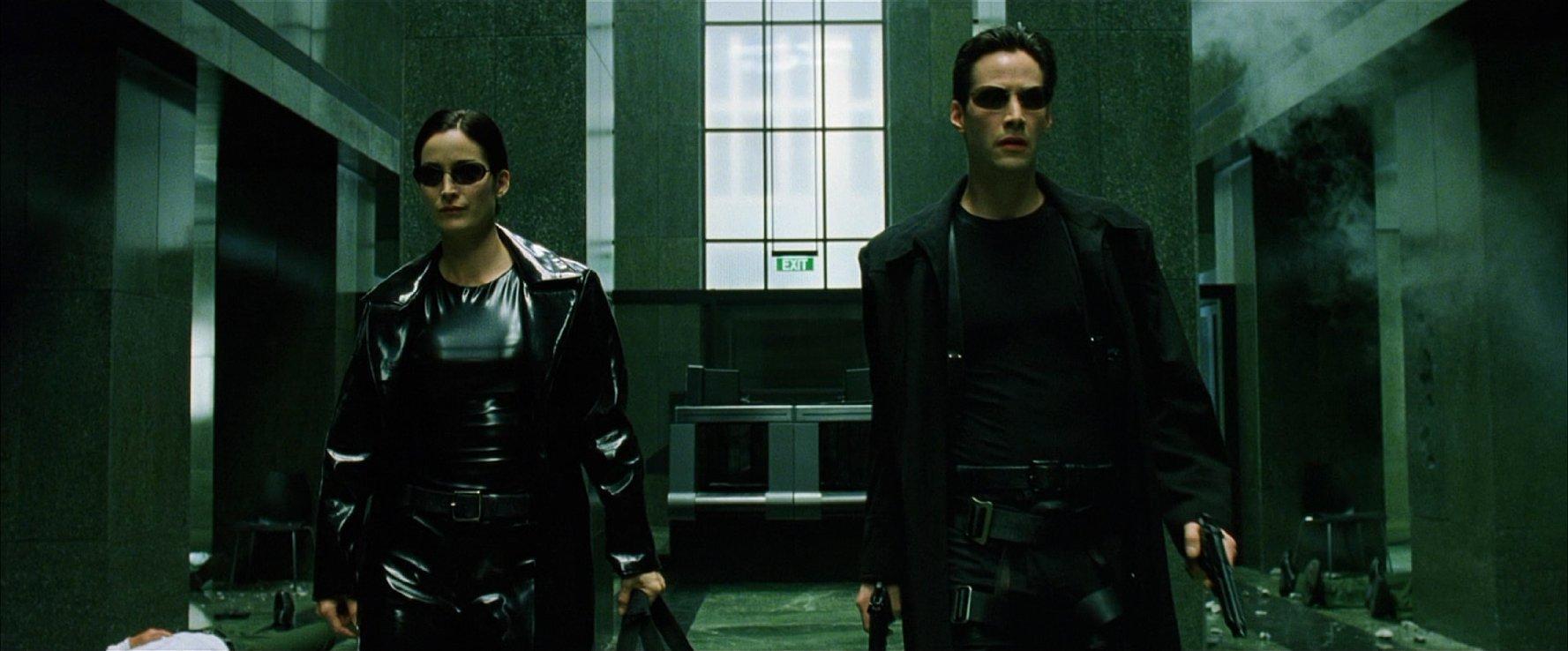 Matrix , Neo torna sul grande schermo