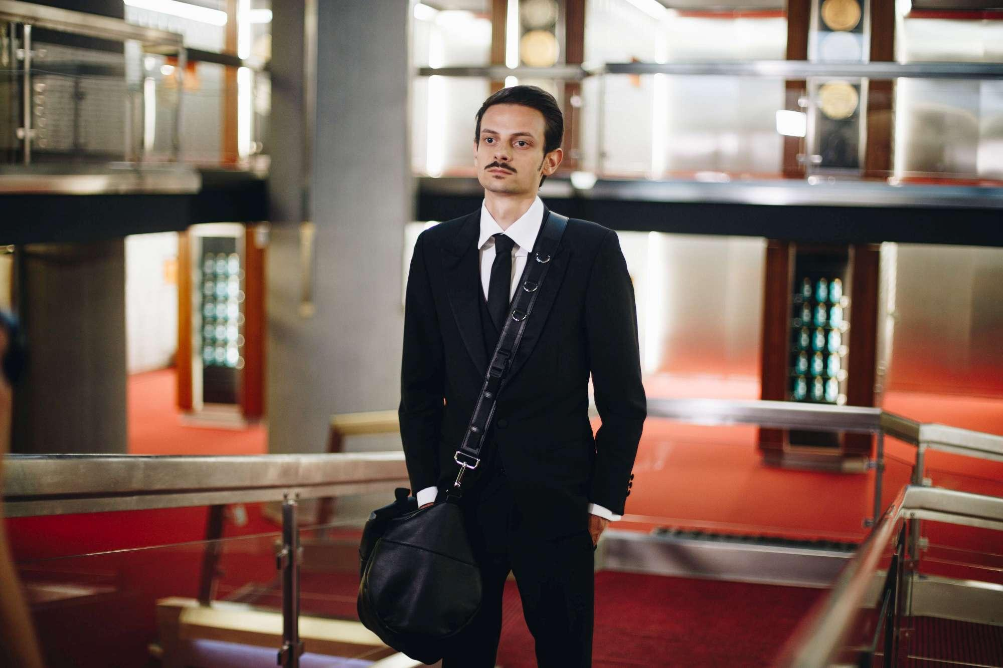 Fabio Rovazzi, le foto del backstage del videoclip  Faccio quello che Voglio