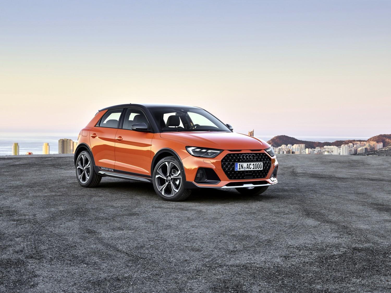 Il baby Suv su base Audi A1