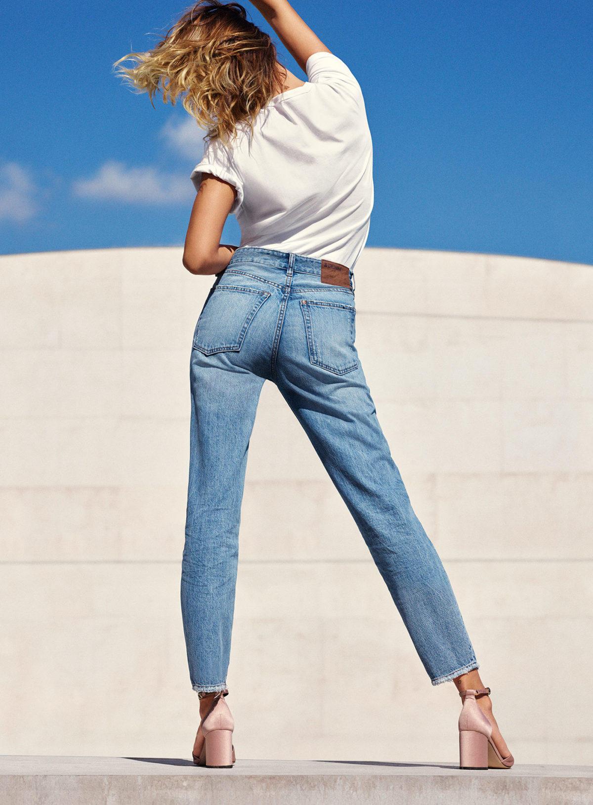 Jeans: basta un pezzo, anche piccolo. Ma che sia speciale
