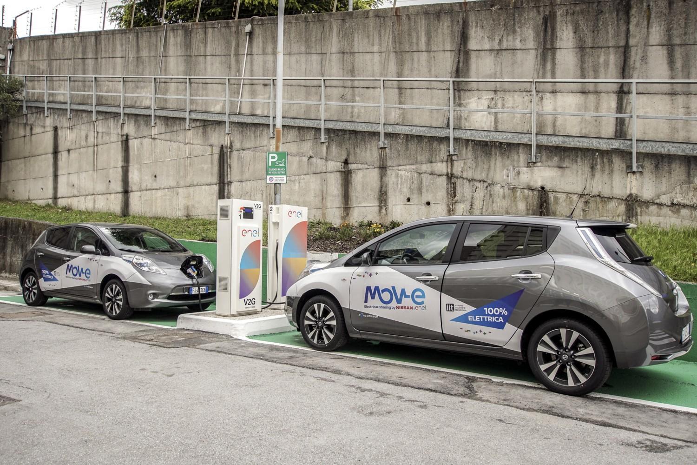 La lunga partnership tra Enel e Nissan