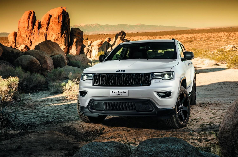 La fascinosa gamma di Jeep Gran Cherokee