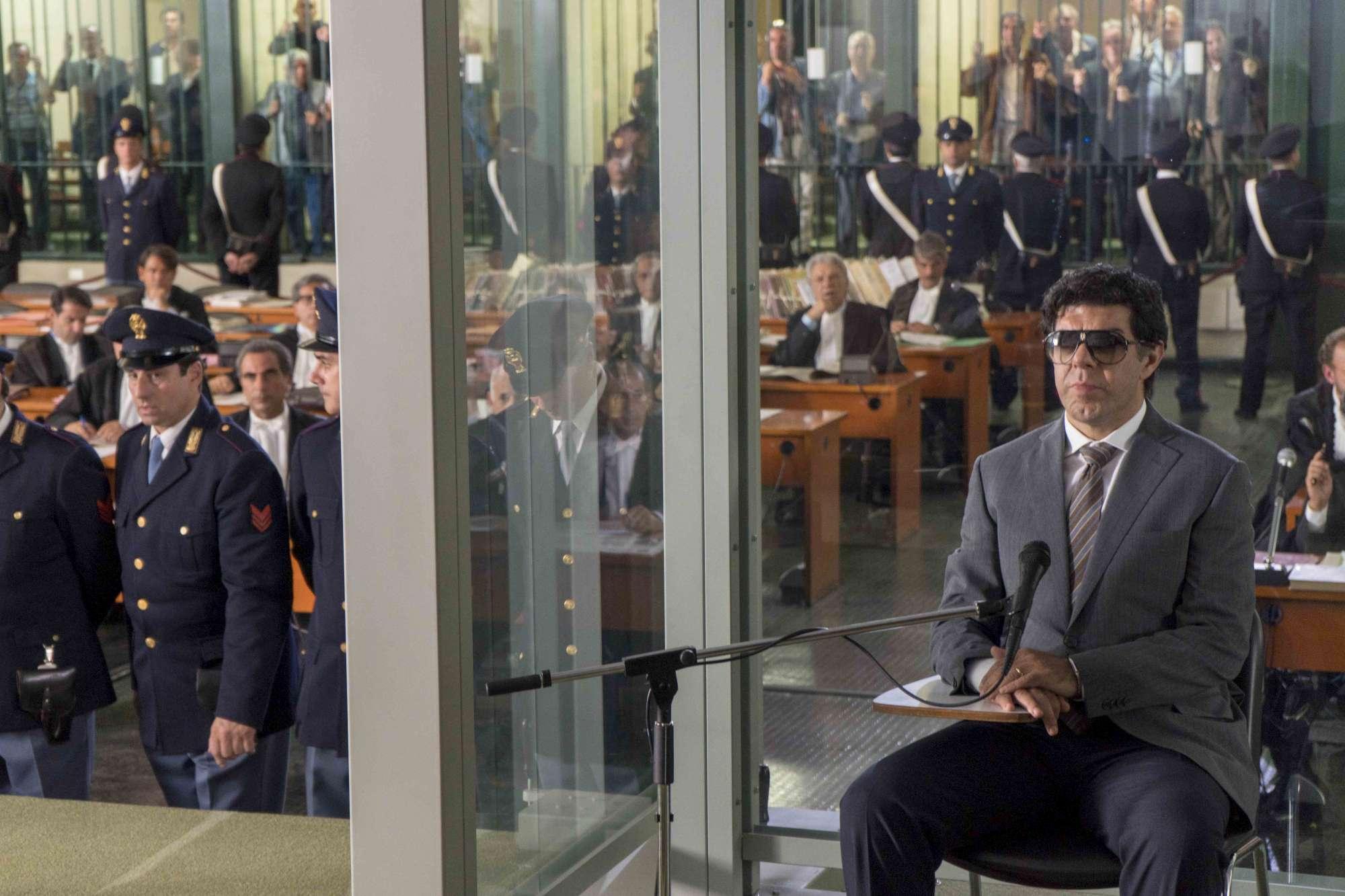 Il traditore , le immagini del film di Marco Bellocchio